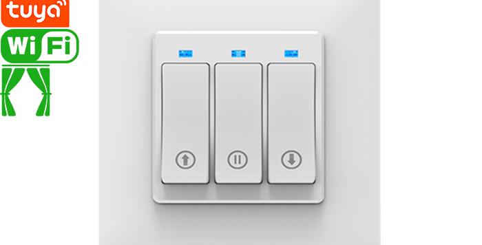SCS86-03AJAI Curtain Switch