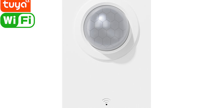 P06 Tuya Smart Wi-Fi PIR Motion Sensor