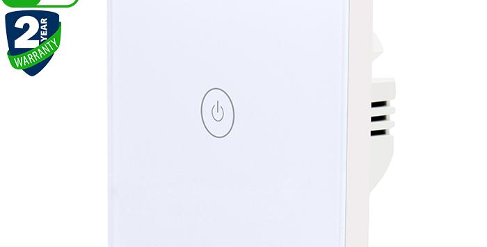 X801U 1gang EU standard tuya Wi-Fi smart switch