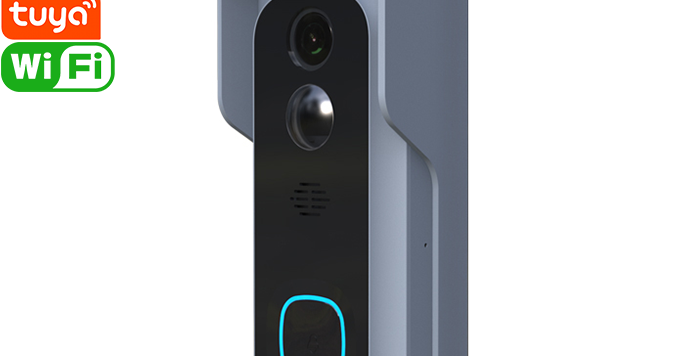 Bell 7 tuya Wi-Fi smart video door bell