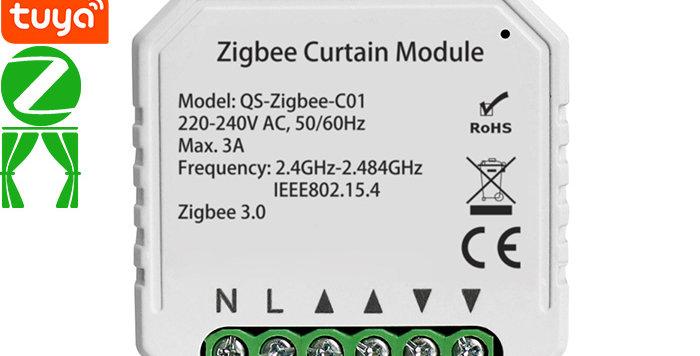 QS-Zigbee-C01 Zigbee Curtain Switch Module