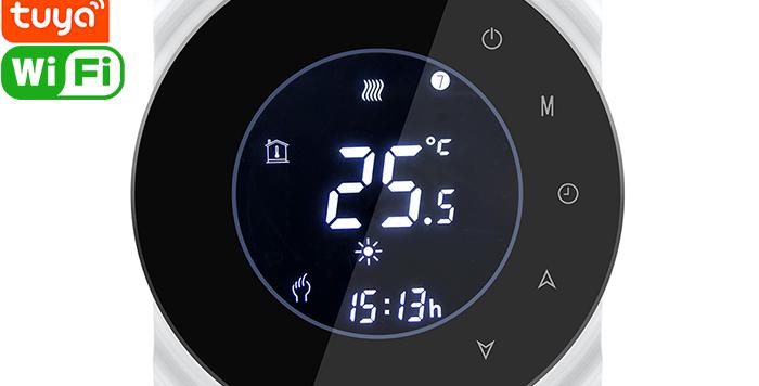 BHT-6000 series tuya Wi-Fi thermostat