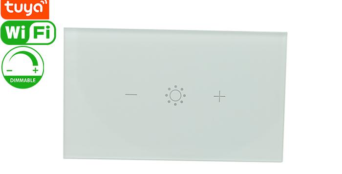 DS01-US Tuya Smart Wi-Fi Dimmer Switch