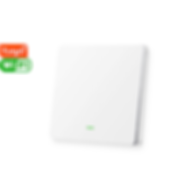 A86W-1 1gang-EU-standard-tuya-Wi-Fi-smar