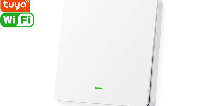 A86W-1 1gang series EU standard smart switch
