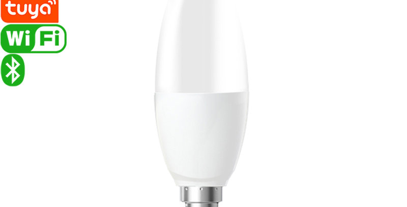 CL02WB Tuya Smart Wi-Fi+BLE Candle Light