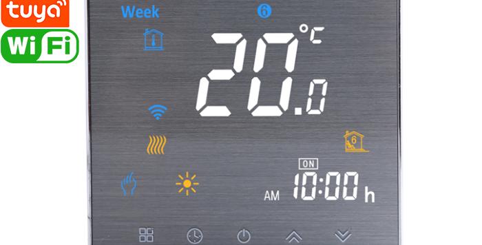BHT-3000 Pro tuya Wi-Fi thermostat