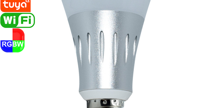 QL202 tuya Wi-Fi RGBW smart led light