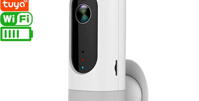 A1 Tuya Wi-Fi battery powered smart camera