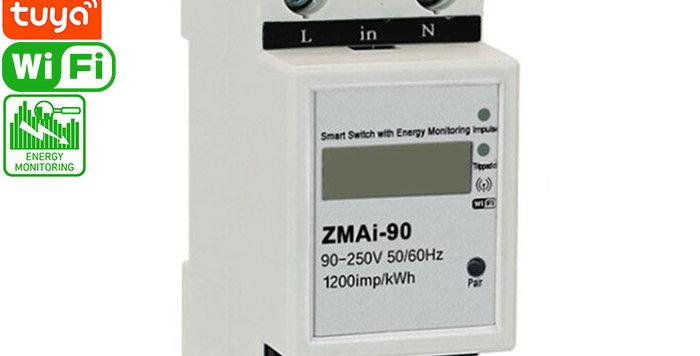 ZMAi-90 Tuya Wi-Fi smart electricity meter