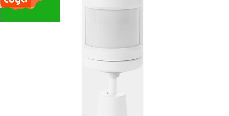 TP001-ZA Tuya Zigbee PIR sensor