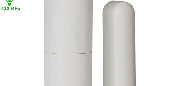 WL-19CW RF433MHz Wireless door window magnetic contact sensor