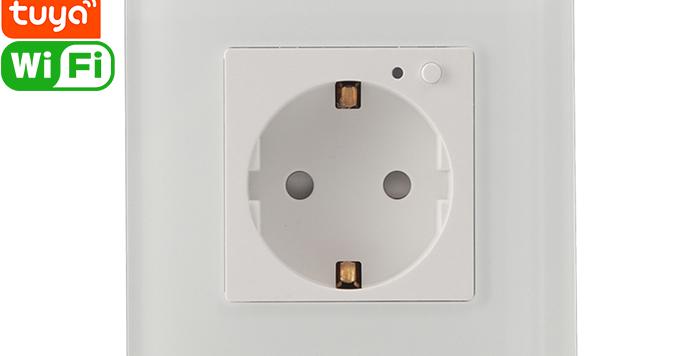 K905-EU EU standard Tuya Wi-Fi smart socket