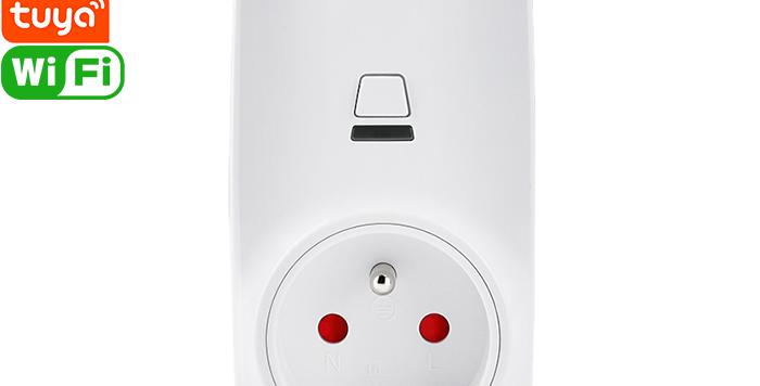 WL-SC01-FR Tuya Wi-Fi smart plug