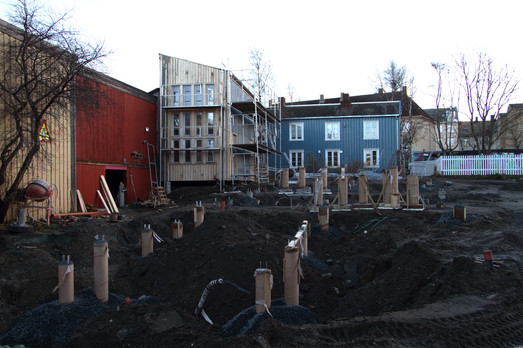 Fundamenter (foto: Nøysom arkitekter)