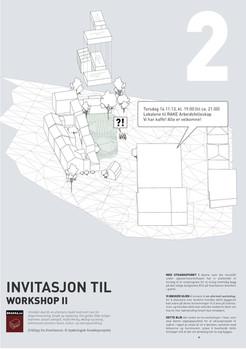 Invitasjon til workshop II