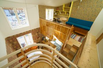 Interiør fra Markus og Johannas hus (4) (foto: Line Anda Dalmar)