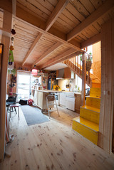 Interiør fra Siri og Torfinns hus (2) (foto: Line Anda Dalmar)