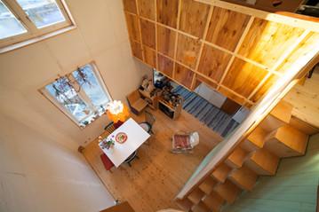Interiør fra Markus og Johannas hus (3) (foto: Line Anda Dalmar)