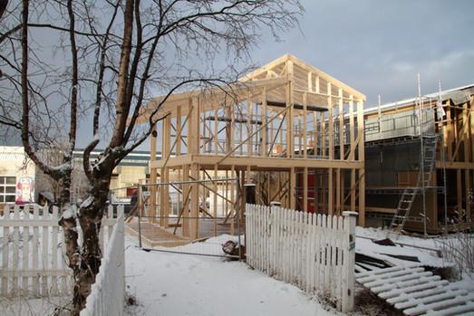Guro og Johns hus (foto: Nøysom arkitekter)