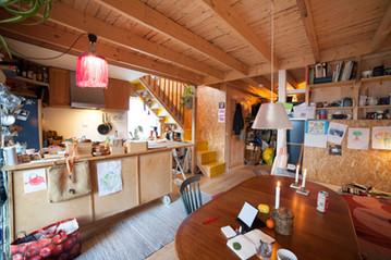 Interiør fra Siri og Torfinns hus (1) (foto: Line Anda Dalmar)