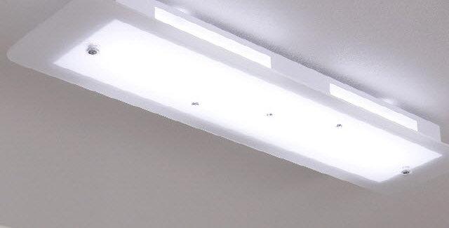 LED 블루 주방/욕실등 25W