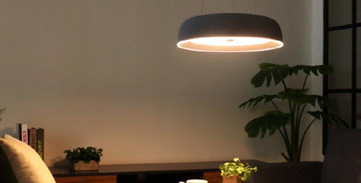 LED 세미펜던트 (대) 30W (430파이)