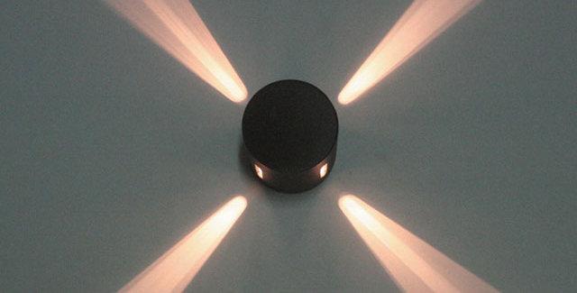 스카이 65Φ 방수 4구(흑색,회색) 방수등