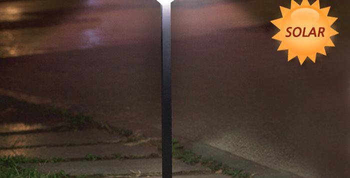 LED 쏠라 001 센서 잔디등 3W