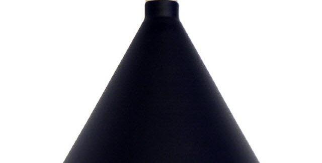 우드 블랙 펜던트(300파이)