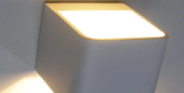LED 사각 캐스팅 6W(화이트)