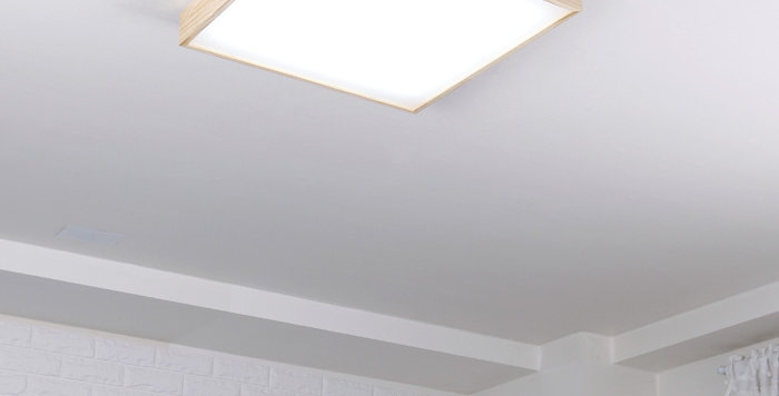 LED 모던 정사각 방등/거실등 50W