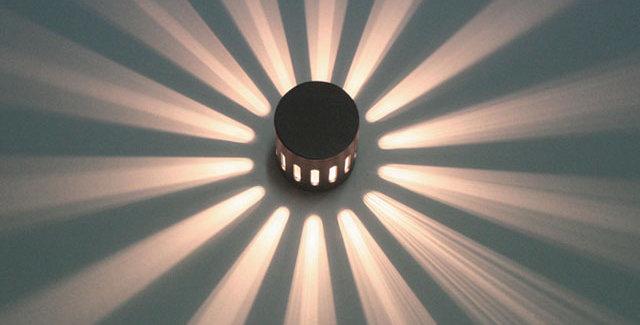 스카이 65Φ 방수 16구(흑색,회색) 방수등