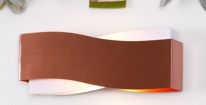 투르 2등 벽등 (블랙 / 코퍼샤틴 2가지 색상)