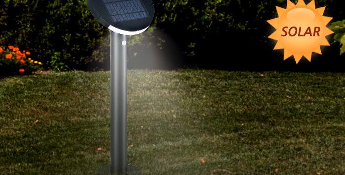 LED 쏠라 003-07 센서 잔디등 3W