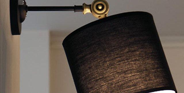 아레스 관절 벽등 (화이트 / 블랙 2가지 색상)