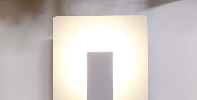 LED 정사각 간접 벽등 3W(화이트)