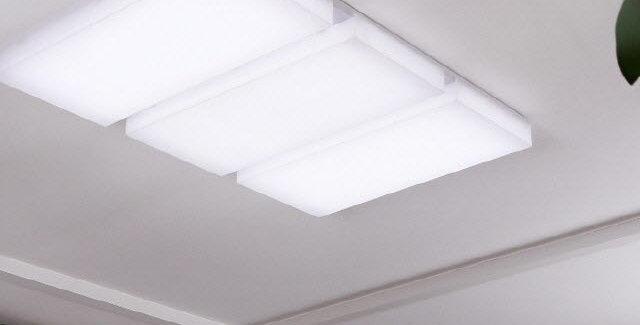 LED 크림 거실등 150W
