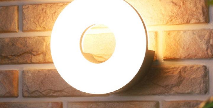 LED 오클 외부벽등 20W (그레이)
