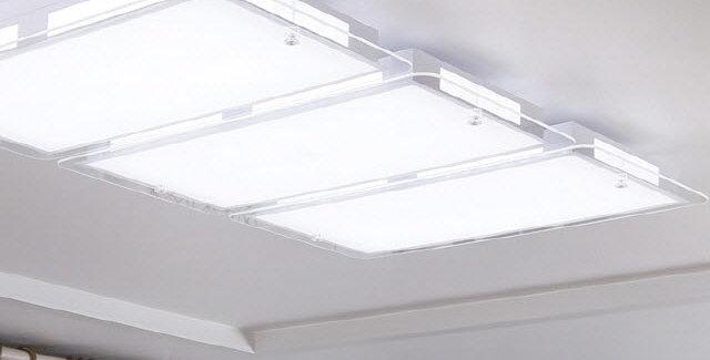 LED 화이트 신형 거실등 150W
