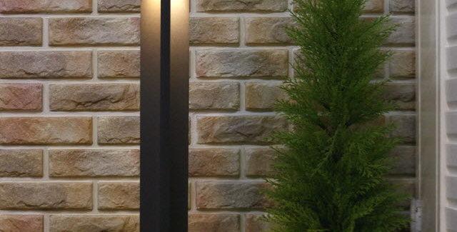 LED 브레인 볼라드 COB 3W