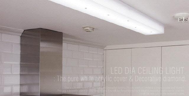 LED 다이아 주방등 50W