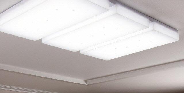 LED 다이아 거실등 150W