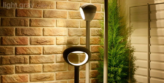 LED 루미 볼라드 1등 9W (소/중/대)