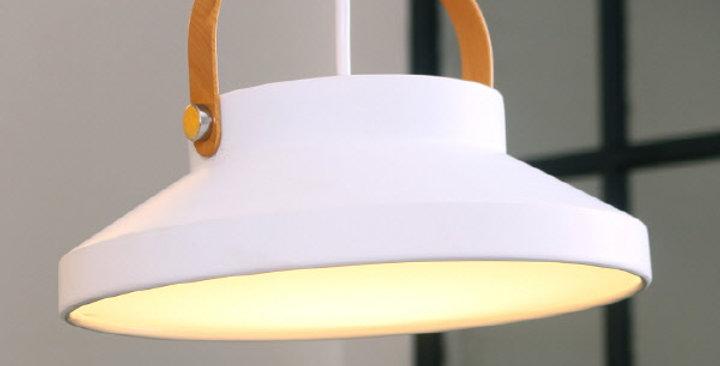 LED 엘란 펜던트 15W (화이트 238파이)