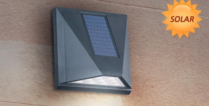 LED 쏠라 007 센서 벽등 0.5W