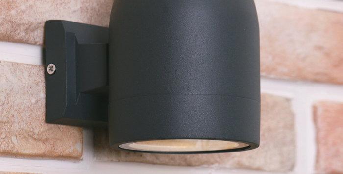 LED 맥스 1405 외부벽등 3W (다크그레이)
