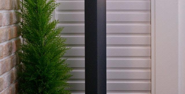 LED 스마트 볼라드 COB 5W (다크그레이)