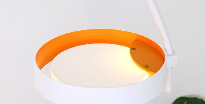 LED 퓨처 1등 펜던트 12W (블랙/화이트)