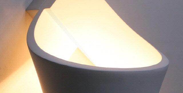 LED 리본 벽등 6W(화이트)